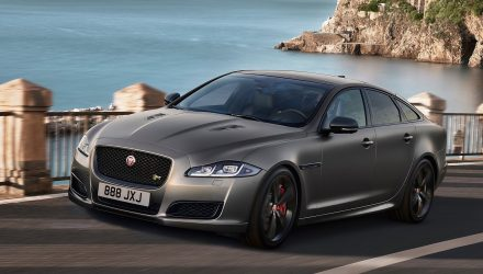 MY2018 Jaguar XJ announced, with XJR575 performance flagship