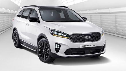 2018 Kia Sorento revealed, updated tech and design