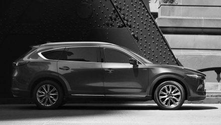Mazda CX-8 revealed before hitting the Japanese market