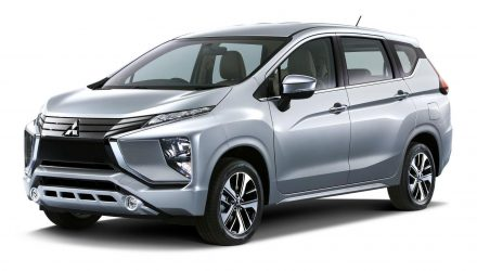 Mitsubishi MPV 'Expander' revealed, for Indonesian market