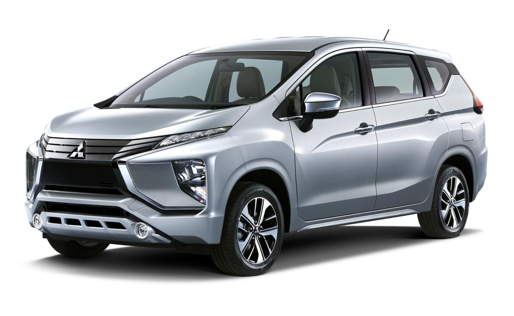 Mitsubishi MPV 'Expander' revealed, for Indonesian market | PerformanceDrive