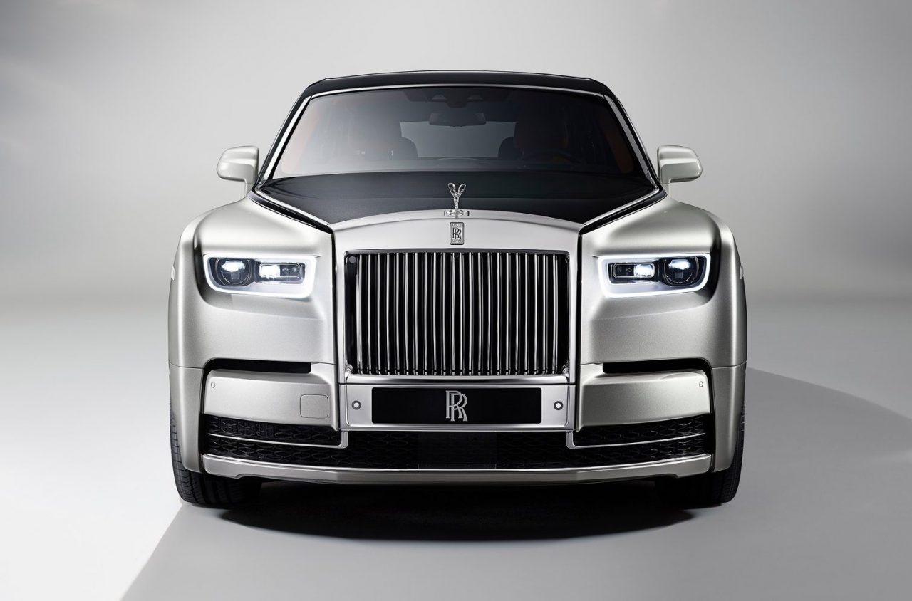 2018 Rolls-Royce Phantom VIII unveiled | PerformanceDrive