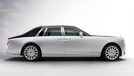2018 Rolls-Royce Phantom VIII unveiled