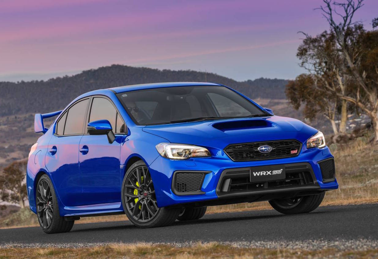 2018 subaru wrx wrx sti on sale in australia sti spec r. Black Bedroom Furniture Sets. Home Design Ideas