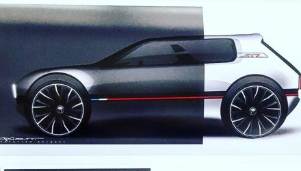 Peugeot design director envisions modern 205 GTi
