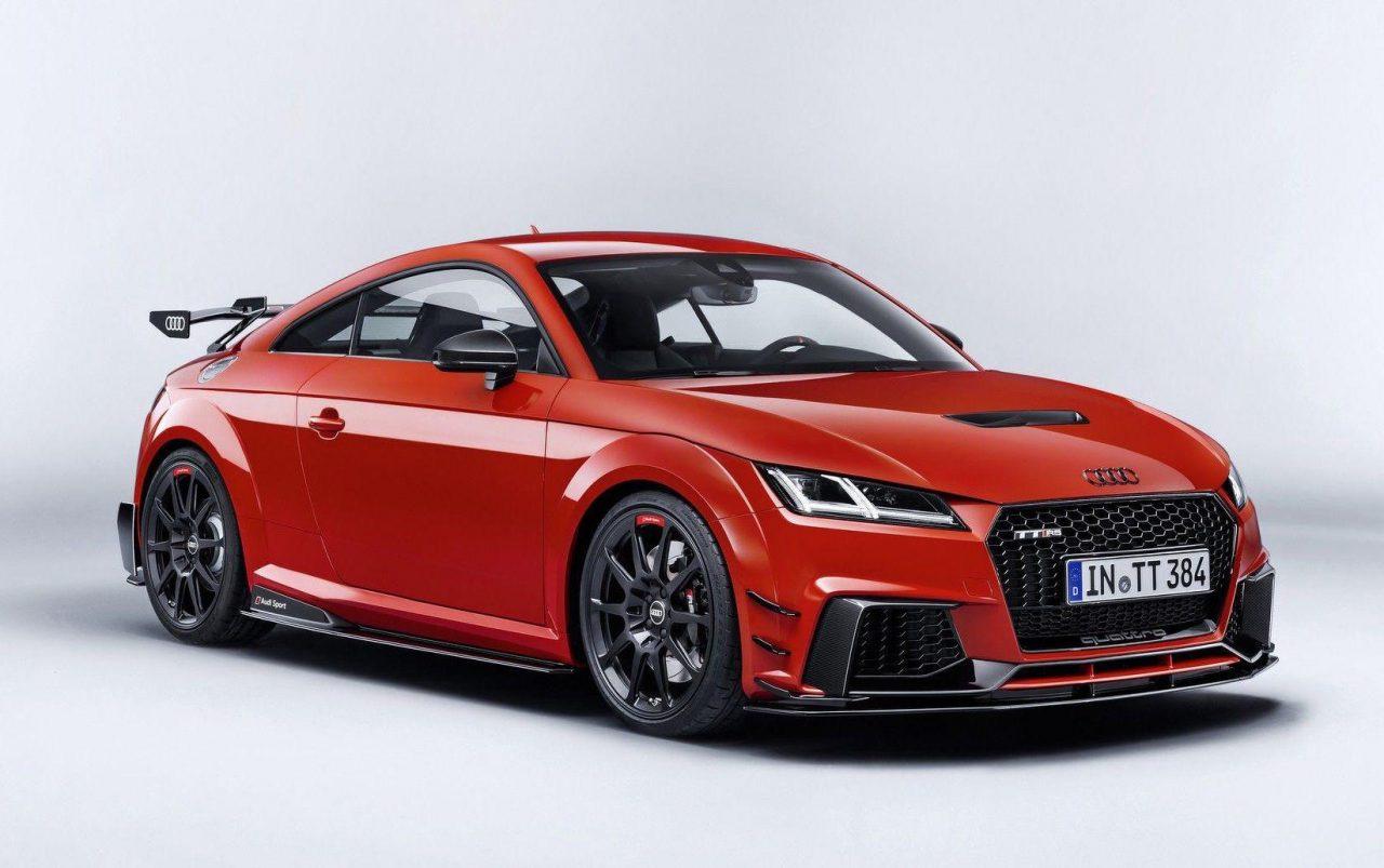 Audi Sport announces racy Performance Parts accessories for TT & R8 | PerformanceDrive