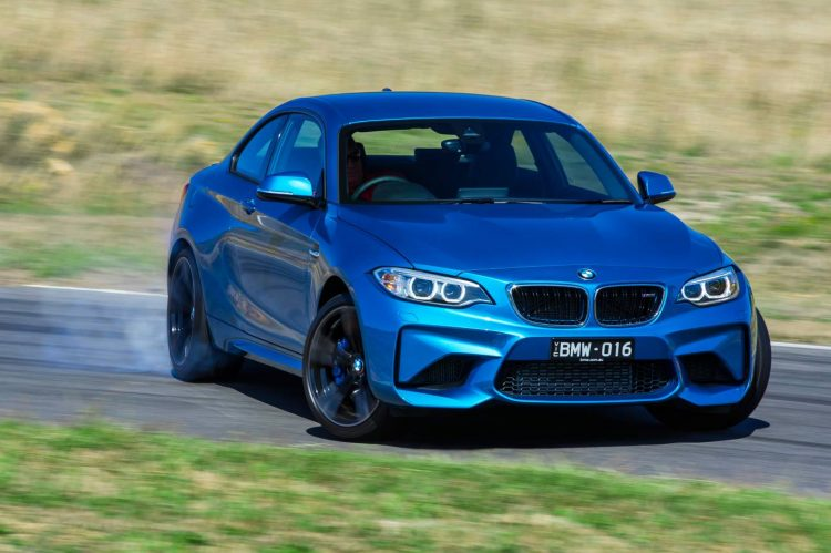 bmw m2 allocation increased in australia strong demand for m cars performancedrive. Black Bedroom Furniture Sets. Home Design Ideas
