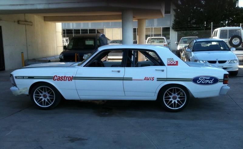 For Sale Ford Xy Falcon With Nissan Gt R Awd Conversion