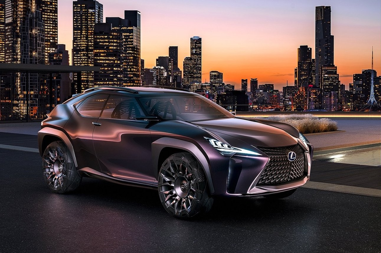 Lexus Ux Production Version 7 Seater Rx To Debut At Tokyo