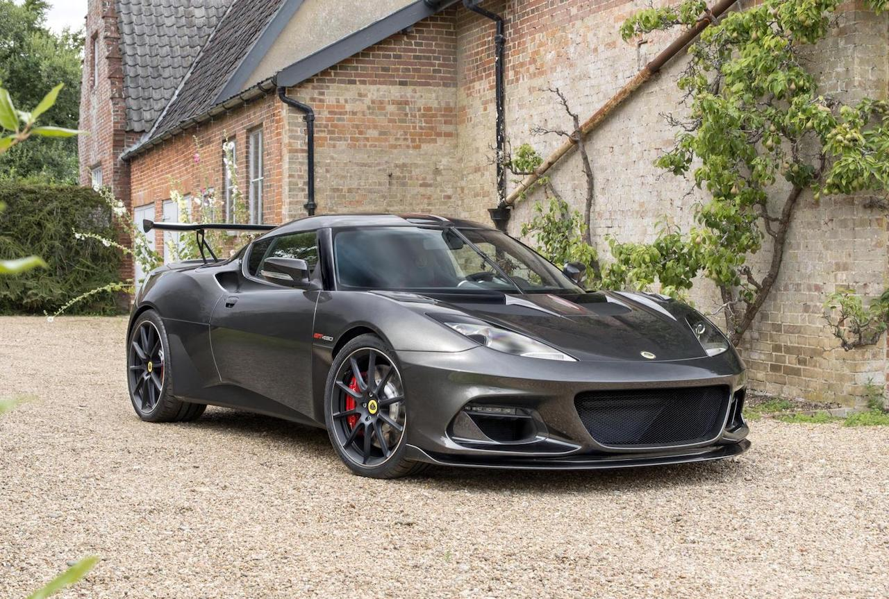 lotus evora gt430 debuts as most powerful model ever. Black Bedroom Furniture Sets. Home Design Ideas