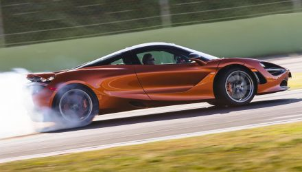 McLaren considering AWD for future supercars, electric front axle
