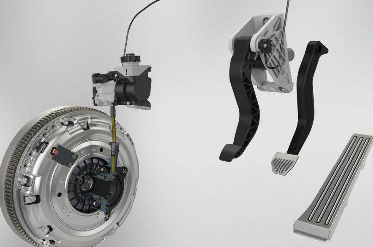 schaeffler develops clutch to allow for manual hybrid vehicles performancedrive. Black Bedroom Furniture Sets. Home Design Ideas