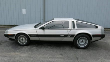 For Sale: 1981 DeLorean DMC-12 with twin-turbo kit