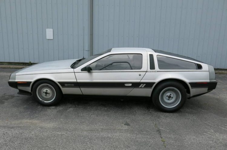for sale 1981 delorean dmc 12 with twin turbo kit performancedrive