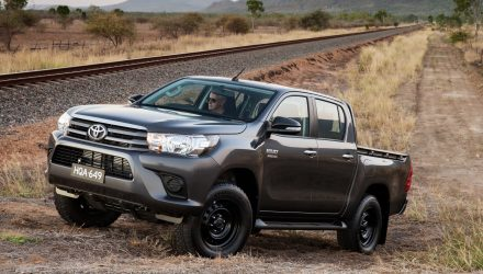 Australian vehicle sales for July 2017 – HiLux dominates again