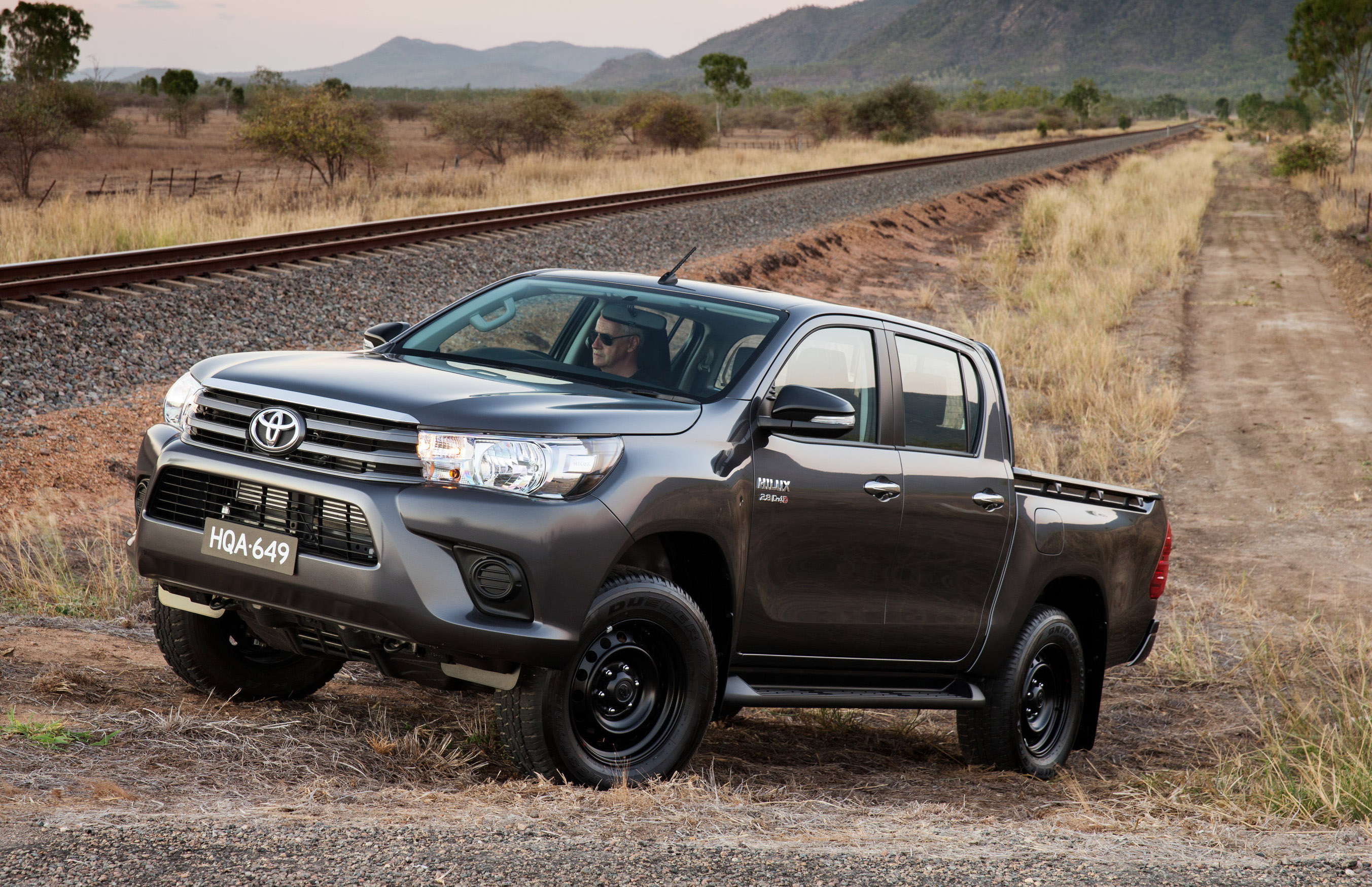 Australian vehicle sales for July 2017 – HiLux dominates again ...