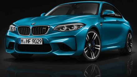 2017 BMW M2 LCI update announced for Australia
