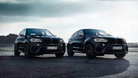 BMW X5 M & X6 M Fire Editions heat up the Aussie range