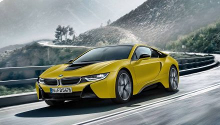 BMW i8 Protonic special editions announced in Australia