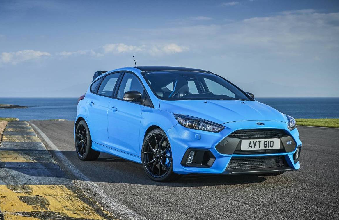 2017 ford focus rs limited edition for australia adds quaife lsd performancedrive. Black Bedroom Furniture Sets. Home Design Ideas