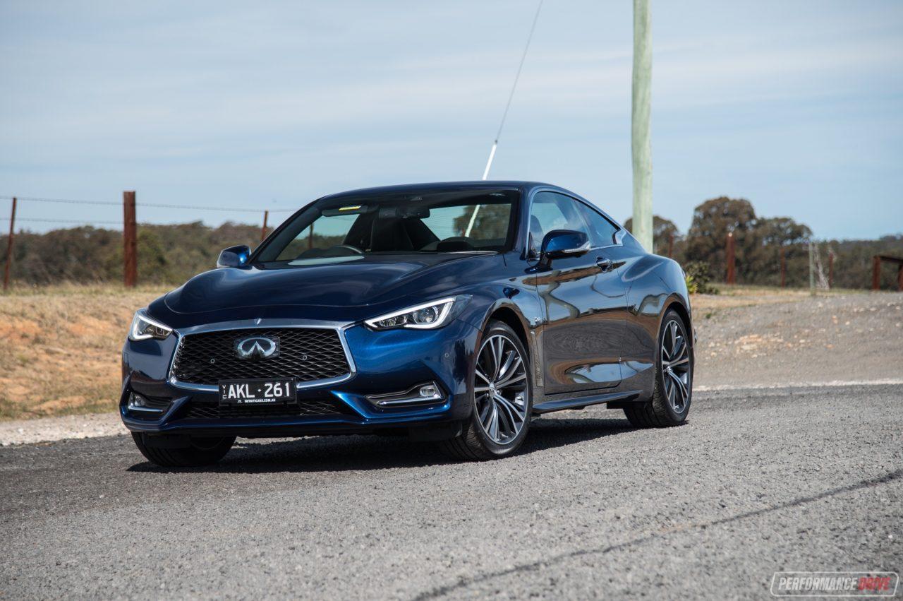 Bose Audio Car >> 2017 Infiniti Q60 GT review (video) | PerformanceDrive