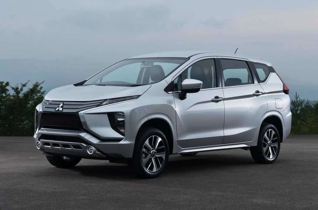 mitsubishi xpander name confirmed for new mpv performancedrive. Black Bedroom Furniture Sets. Home Design Ideas