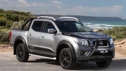 2017 Nissan Navara N-SPORT Black Edition now on sale in Australia