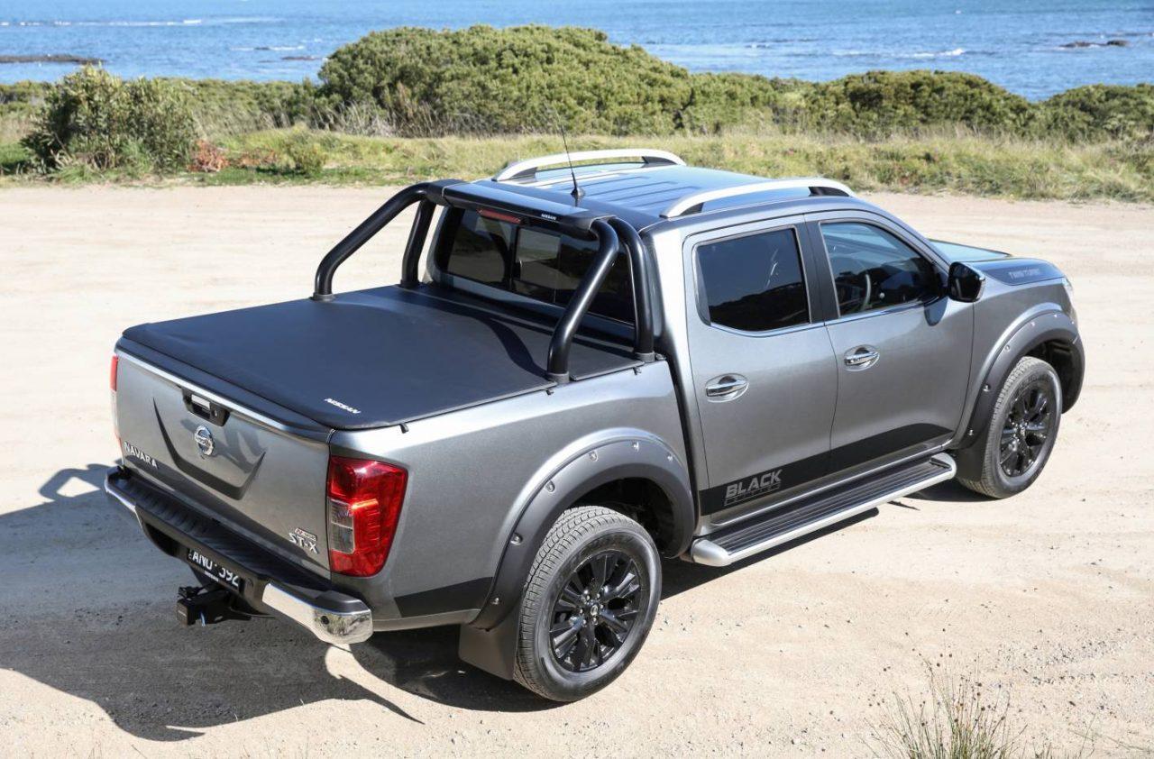 2018 nissan navara australia. plain australia 2017 nissan navara nsport black editionrear and 2018 nissan navara australia