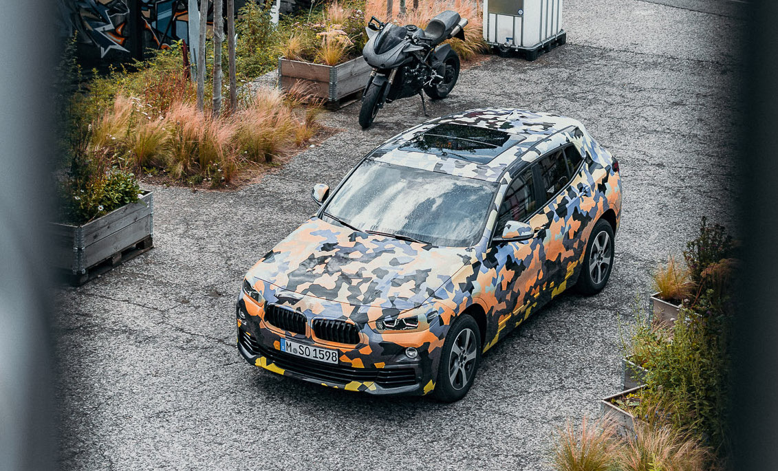 BMW X2 Official Images Revealed - Dynamic And Sporty