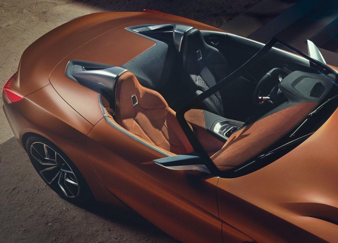 2018 bmw 2002. Wonderful 2002 2018 BMW Z4 Conceptseats With Bmw 2002