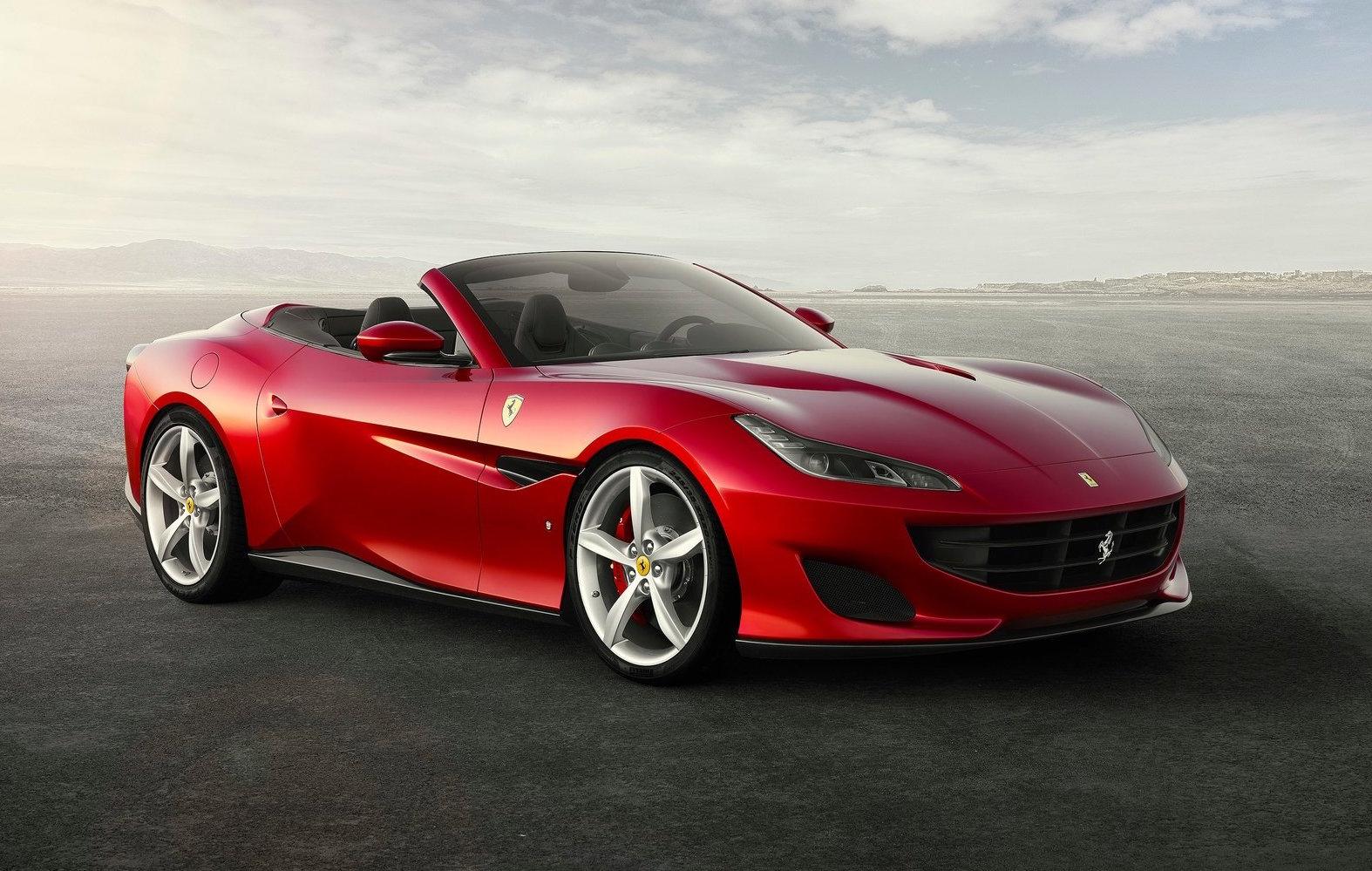 Ferrari's New Entry Level Beast