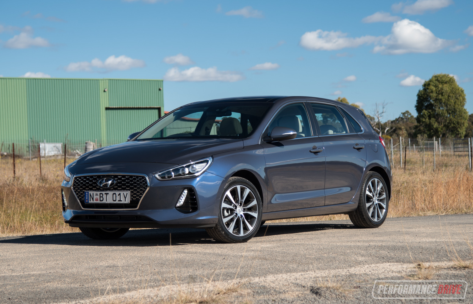 2018 Hyundai I30 Premium Diesel Review Video