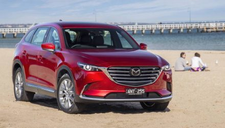2018 Mazda CX-9 update adds G-Vectoring, on sale from $43,890