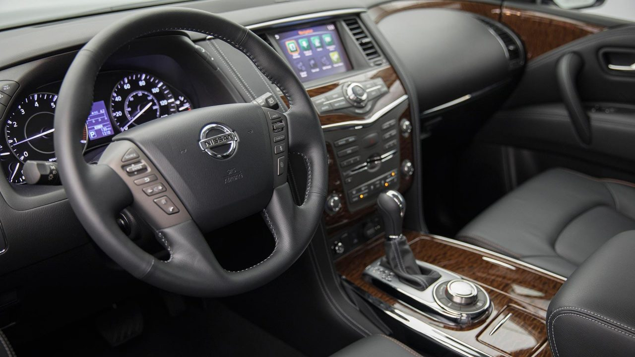 2018 Nissan Patrol Armada Y62 Announced In The Us Added