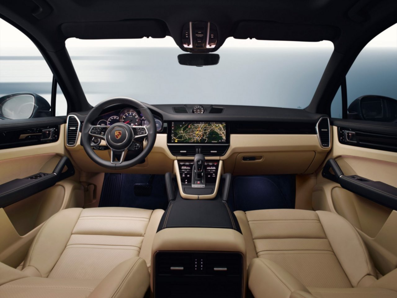 nuova porsche 2018. perfect 2018 2018 porsche cayenne revealed via leaked images performancedrive  dash dekarlovofo choice image and nuova a