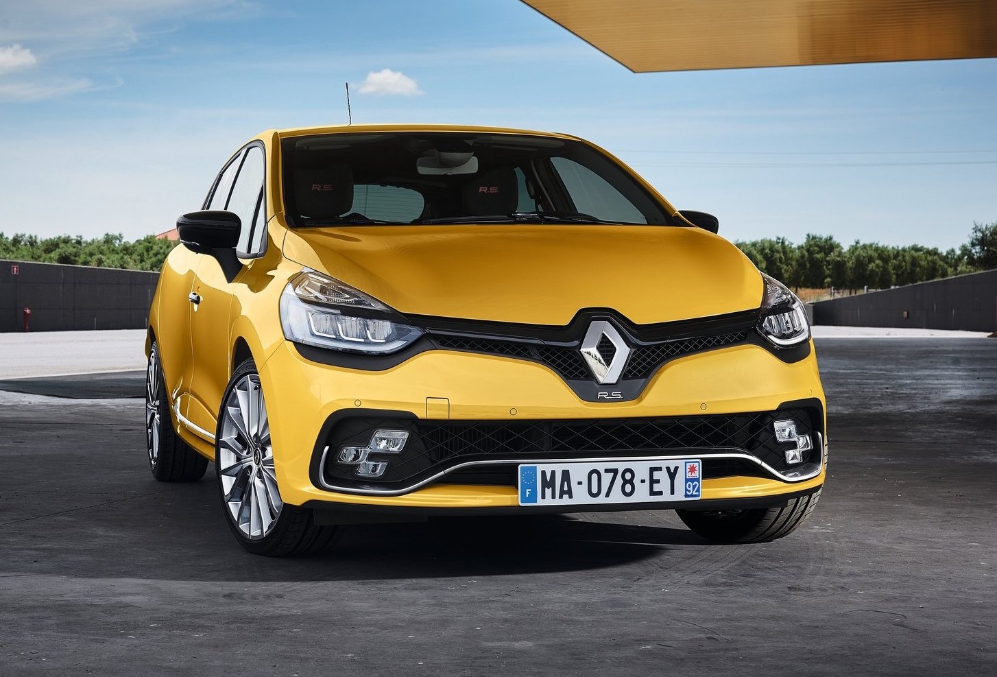2018 renault clio rs on sale in australia from 30990
