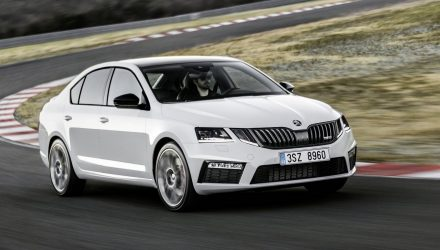 2018 Skoda Octavia RS now on sale, RS 245 coming in November