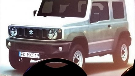 2018 Suzuki Jimny revealed in preso, retains boxy theme