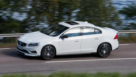 2018 Volvo S60 & V60 Polestar announced, advanced aero