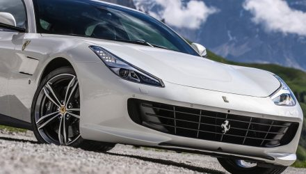 Ferrari planning new 'utility vehicle', first crossover/SUV – report