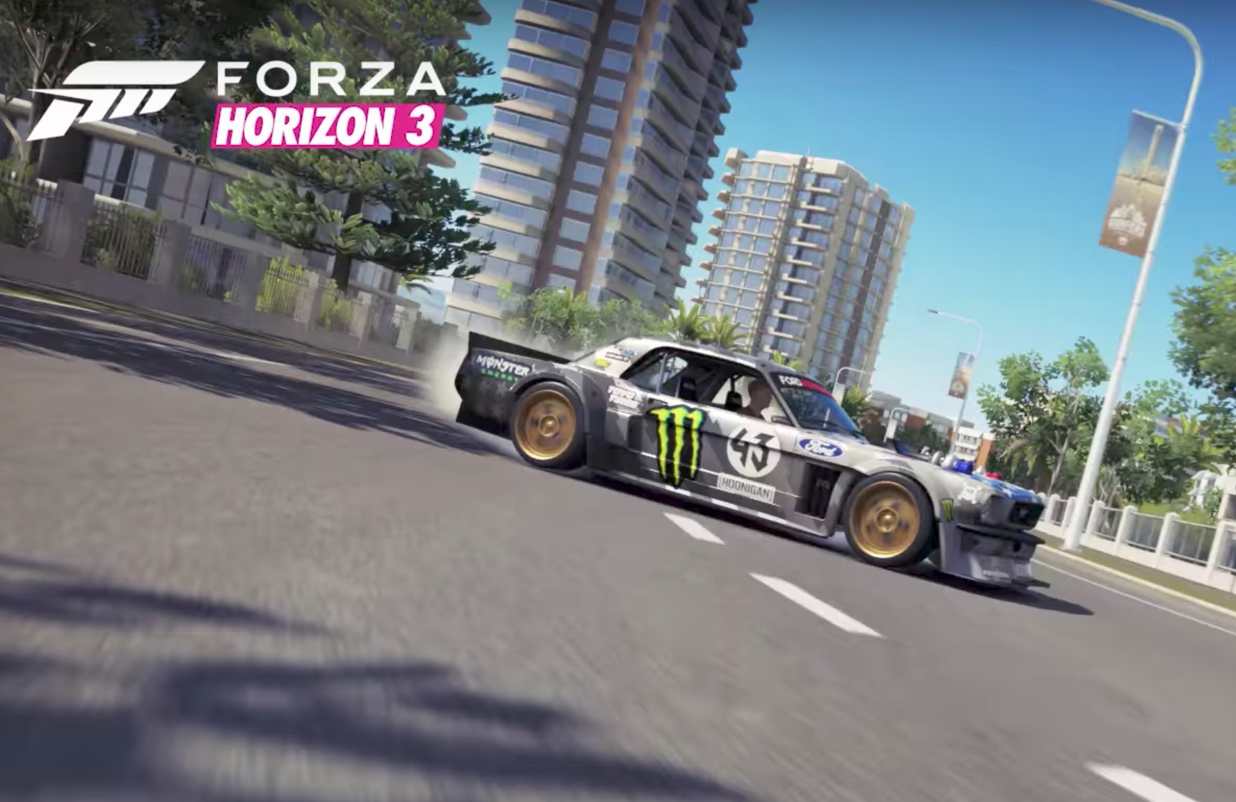 Forza Gets Ken Block Cars With Hoonigan Car Pack Video
