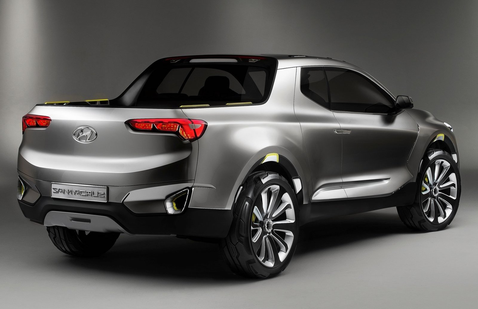 A Hyundai pickup is definitely coming to the U.S....someday