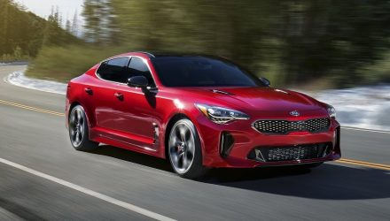 Kia Australia confirms Stinger twin-turbo V6 price: from $48,990
