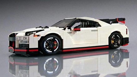 Lego Nissan GT-R Nismo is the perfect Father's Day gift