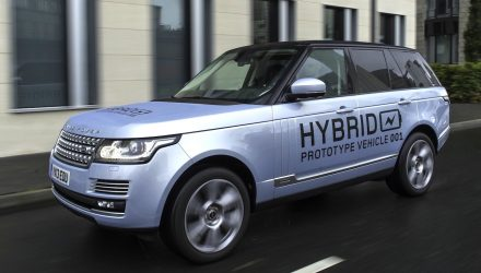 Range Rover to launch all-new 2.0L plug-in hybrid in 2018