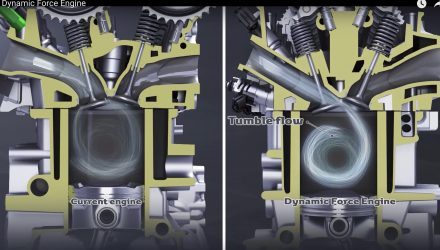 Toyota 'Dynamic Force' engine tech to spread across segments