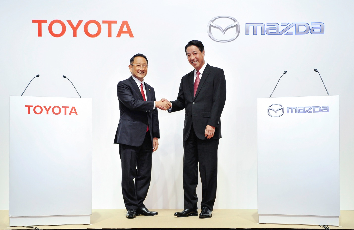 Mazda And Toyota Become Financial Partners By Targeting Electric Cars