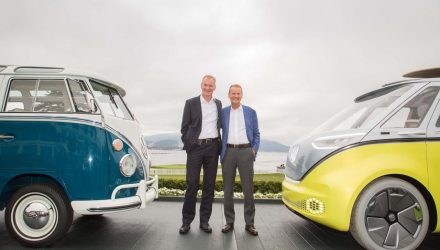 VW officially confirms new Kombi microbus, inspired by BUZZ concept