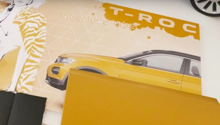 Video: Volkswagen T-Roc compact SUV previewed