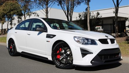 For Sale: 2017 HSV GTSR W1 with 22km on the clock
